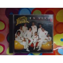 Grupo Latino Cd En Vivo, Peerless, 1988