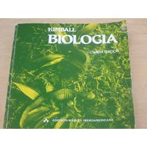 John W. Kimball, Biología, Addison-wesley, Estados Unidos