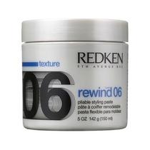 Redken Rewind 06 Pasta Para Moldear El Cabello