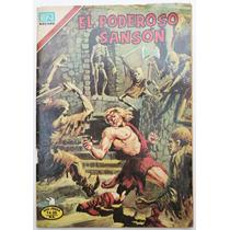 El Poderoso Sanson # 96 Novaro Aguila Tlacua03