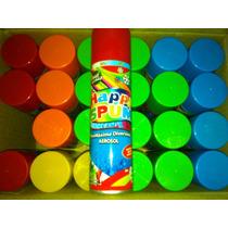Espuma En Spray Caja Con 24 Latas Fiestas Bolos Cumpleaños