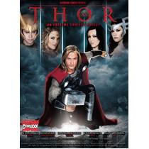 Thor A Xxx Parody ( Alexis Texas, Lexi Belle,lea Lexis) D