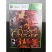 The Cursed Crusade Xbox 360 Nuevo De Fabrica Citygame