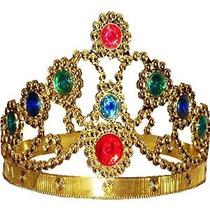 Oro Del Rey Ajustable Y Corona De La Reina