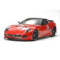 Tamiya 58510 1/10 Ferrari 599xx Tt-01e Kit (sin Armar)