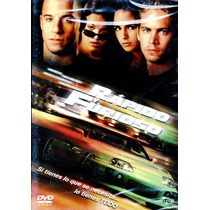 Dvd Rapido Y Furioso ( The Fast & The Furious ) 2001 - Rob C
