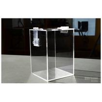 Caja De Acrílico Diversos Usos, Alcancía, Exhibidor