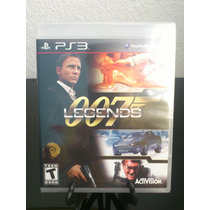 007 Legends Ps3 Nuevo De Fabrica