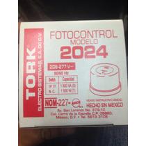Fotocelda Tork Modelo 2024 De 208-277 Volts De Remate