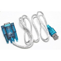 Adaptador Usb Serial 9 Pin Db9 Cable Serial Com