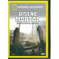 Diseño Mortal Arquitectura Del D. National Geographic En Dvd