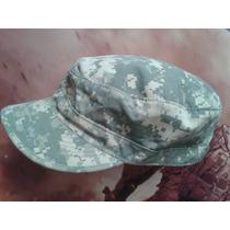 Gorra Us Army Acu Digital Gris Original Talla G