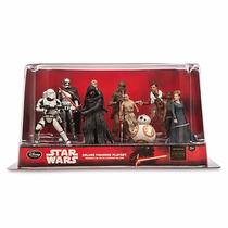 Set Figuras Star Wars Force Awakens Deluxe Disney Store
