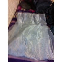 Vestido De Fiestaazul Cielo Talla 42 Vbf