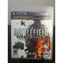Battlefield Bad Company 2 Ultimate Edition Ps3 Nuevo Fabrica