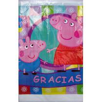 Peppa Pig Mantel O Vela. Todo Para Tu Fiesta
