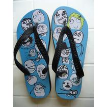Sandalias Para Playa Personalizada Con La Imagen Que Quieras
