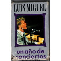 Luis Miguel Video Beta En Vivo Un Año De Conciertos 1990