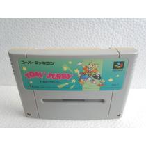 Tom & Jerry Super Nintendo Japonesa