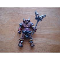 Figura De Toro Hombre Mide 10 Cms