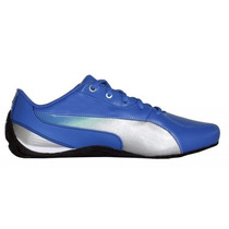 2014 Tenis Puma Drift Cat 5 Mercedes Amg Team Blue Low Vv4