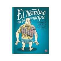 Libro El Hombre Que Fue Un Mapa *cj