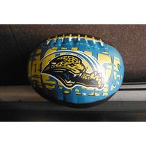 Balon Peluche Jacksonville Jaguars Nfl Football Deportes
