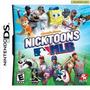Juego Para Ds Nintendo Nicktoons Mlb!