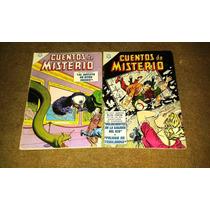 Comics Cuentos De Misterio, Novaro #76 Y 54