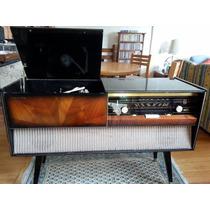 Consola Radio Tocadiscos Philips