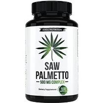 Saw Palmetto Cápsulas Para La Salud De La Próstata - Supleme