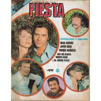 Fotonovela Fiesta: Hilda Aguirre, Javier Ruan (1976)