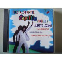 Cepillin Cd Fiesta Infantil