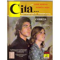 Jaime Moreno Y Patricia Mejía (fotonovela Comp Cita Núm478)