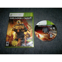 Gears Of War Judgment Completo Para Xbox 360, Checalo