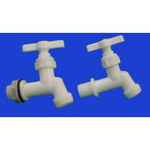 Llave De Plastico Para Agua De 1/2 Somos Fabricantes