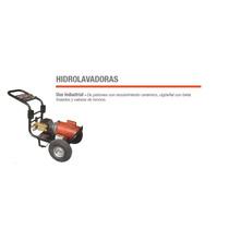 Hidrolavadora 7.5 Hp Trifasica 3600 Psi Industrial
