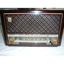 Radio De Bulbos Philips De Baquelita