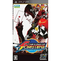 The King Of Fighters 94-98 Psp Japonesa