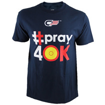 Camiseta Cage Fighter Daniel Cormier Pray4ok Ufc