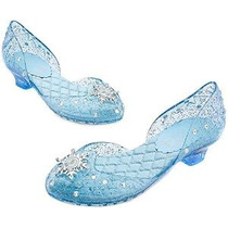 Disney Store Frozen Princesa Elsa Light-up Zapatos / Zapatil