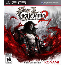 * Castlevania: Lords Of Shadow 2 Para Ps3 Nuevo Sellado Vv4