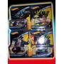 Batman Series Hot Wheels Robin, Joker, Penguin Individual 4