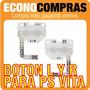Botón Flex Derecha E Izquierda Psp Vita L Y R 100% Nuevo!!!!