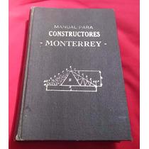 Librosdelrecuerdo Manual Pa Constructores Monterrey 1963