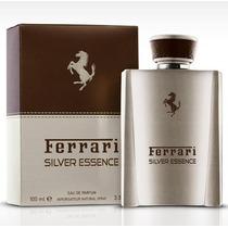 Perfume Ferrari Silver Essence 100ml