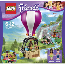 Lego Friends 41097 El Globo Aerostatico De Heartlake 254 Pz