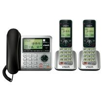 Telefono Inalambirco Y Base Vtech Cs6649-2 Dect 6.0