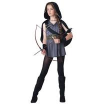 Disfraz Hunger Games, Juegos Del Hambre, Katniss Para Niñas