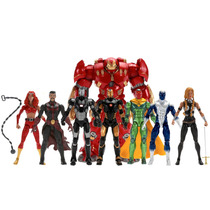 Marvel Legends Infinity Hulkbuster Colección Completa